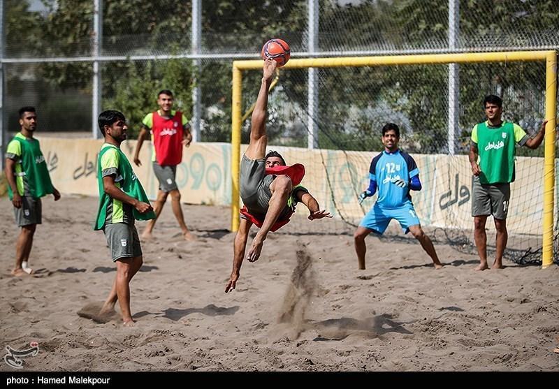 برنامه کامل بازی های فوتبال ساحلی اعلام شد، تقابل ایران و آمریکا در گام نخست